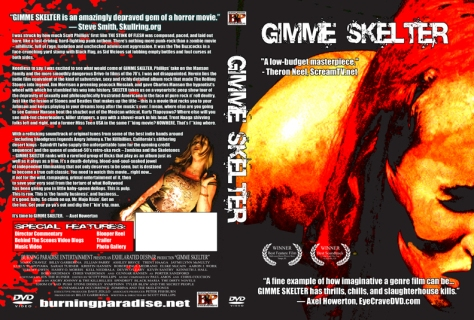Gimme Skelter DVD Sleeve