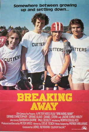 Breaking Away poster 1